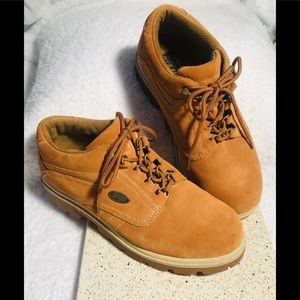 LUGZ Leather Men's Boots Like New sz 9.5
